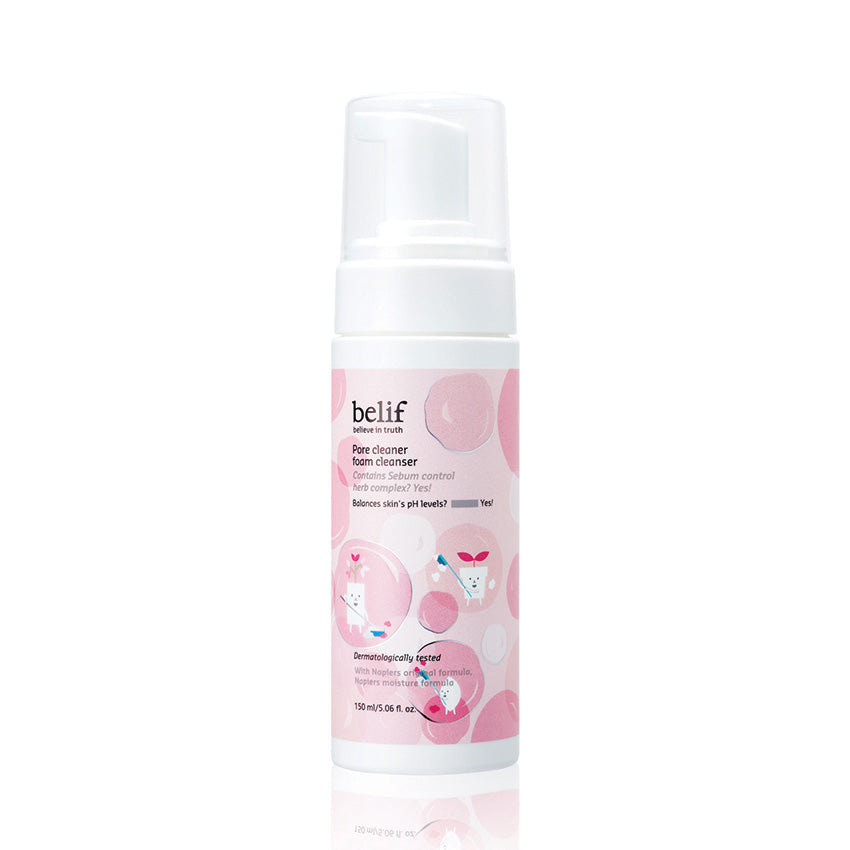 PORE CLEANER BUBBLE FOAM CLEANSER