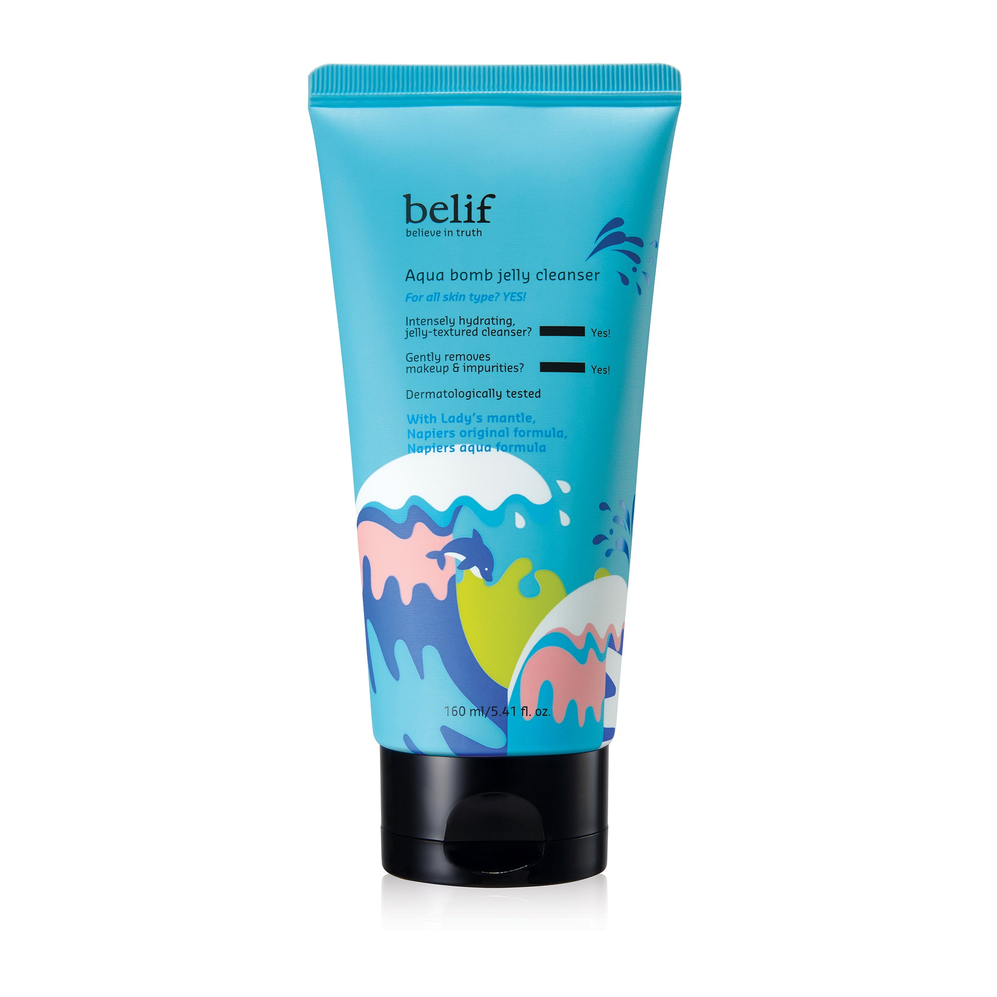 Aqua Bomb Jelly Cleanser by belif #3