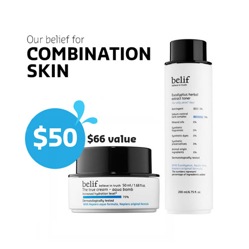 Our belief for Combo skin - belifusa