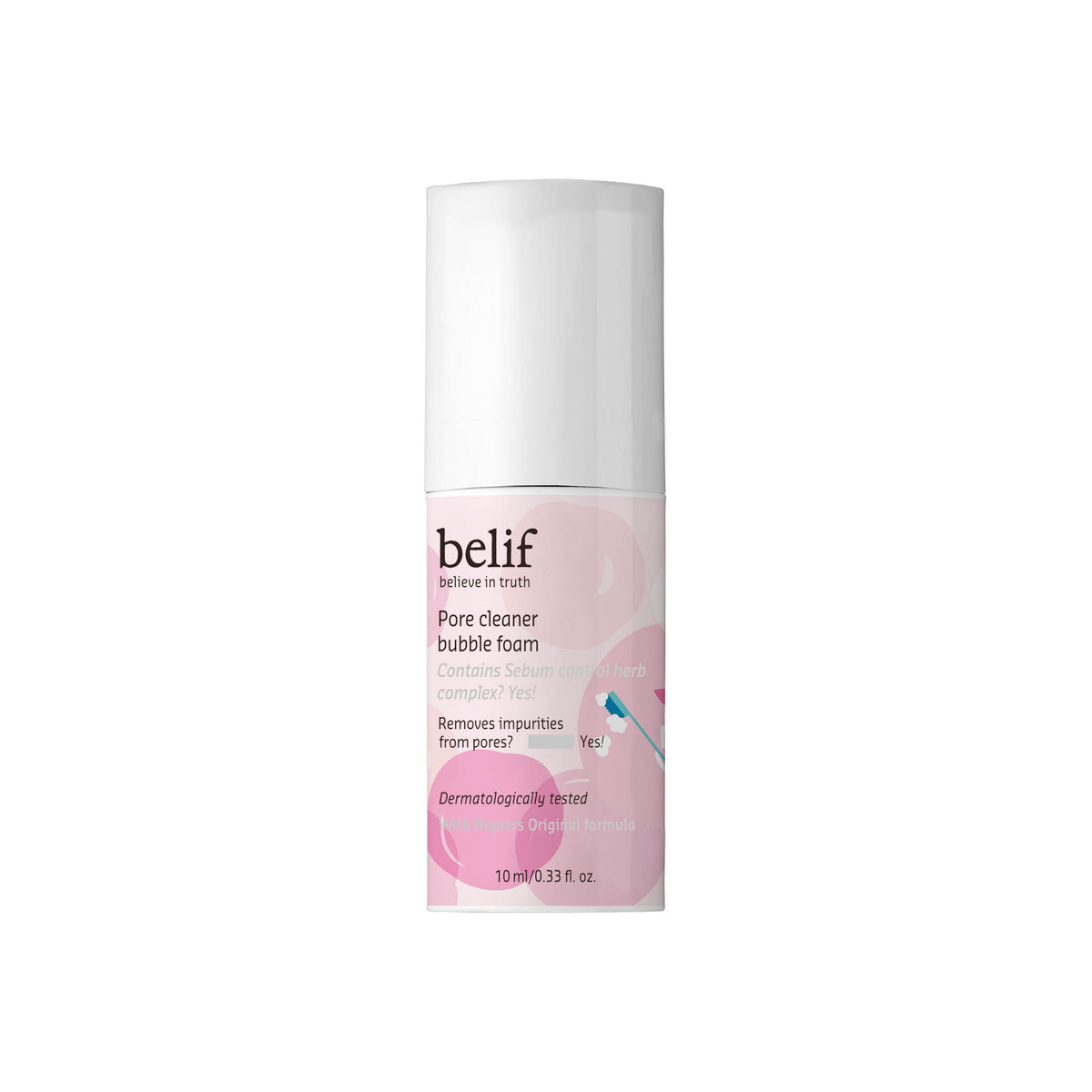 Belif Pore Cleaner Bubble Foam 10ml