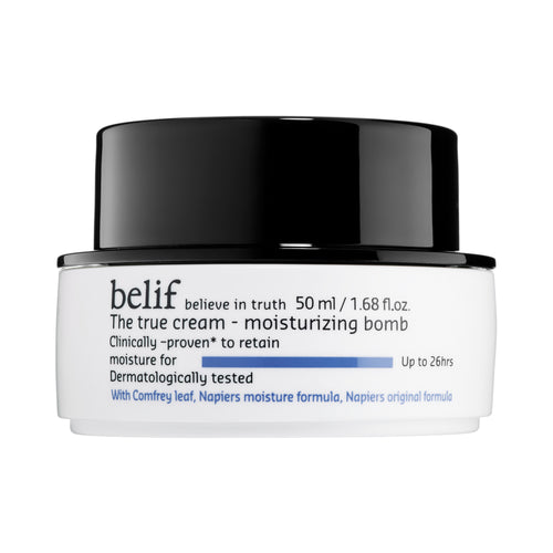 The true cream - Moisturizing Bomb 50ml