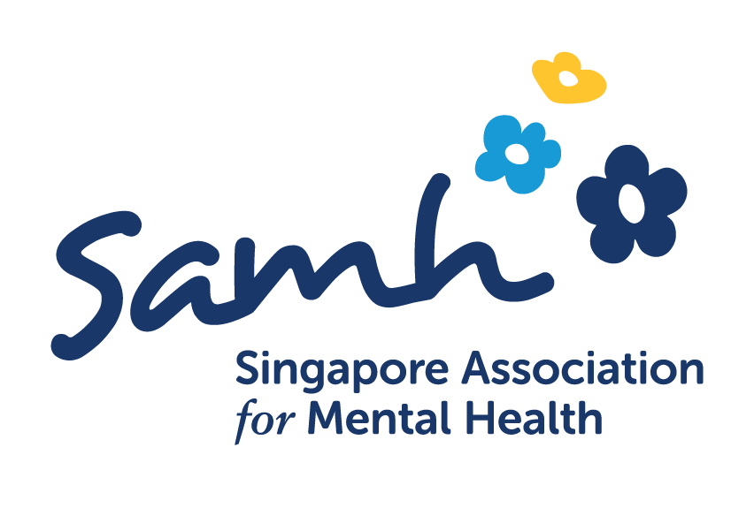 Singapore Association for Mental Health Logo