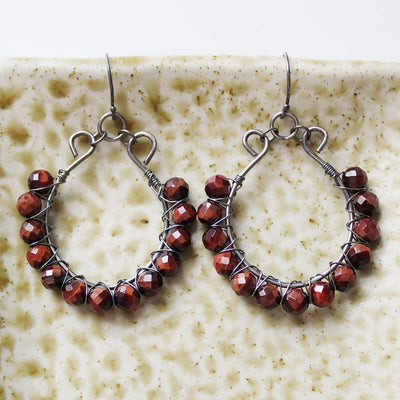 Prism (Red Tigers Eye & Oxidised St Slv) 3.jpg