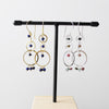 Multi Earrings (Bea in Tourmaline and st