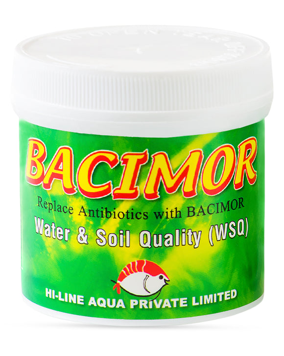Bacimor WSQ - Water and Soil Quality