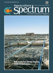 Aquaculture Spectrum (English) - 1 Year  12 issues - Aquaculture