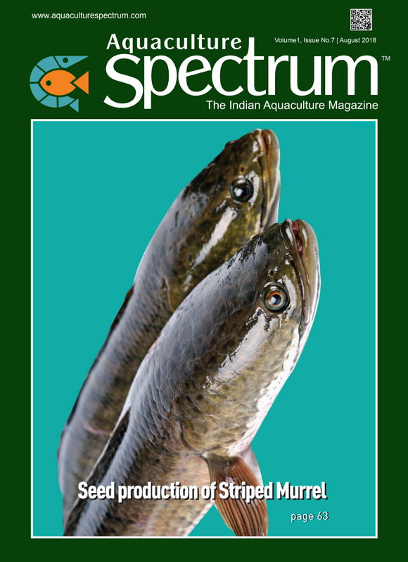 Aquaculture Spectrum (English) - free e-copy