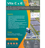 Vita C and E - Cell Growth