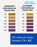 API High Range pH Test Kit - 160 Tests