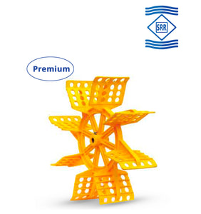 SRR Premium : Impeller (Single Mould) Paddle Wheel Aerator