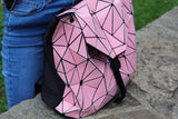 Ms. Popular Backpack - Drip Pink Fashions