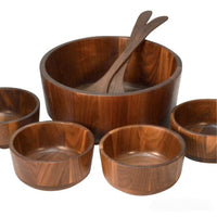 Black walnut Farmhouse wooden bowls