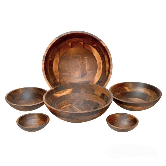 Black walnut Green Mountain Bowls collection