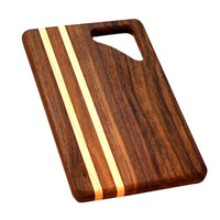 Black Walnut small cutting board