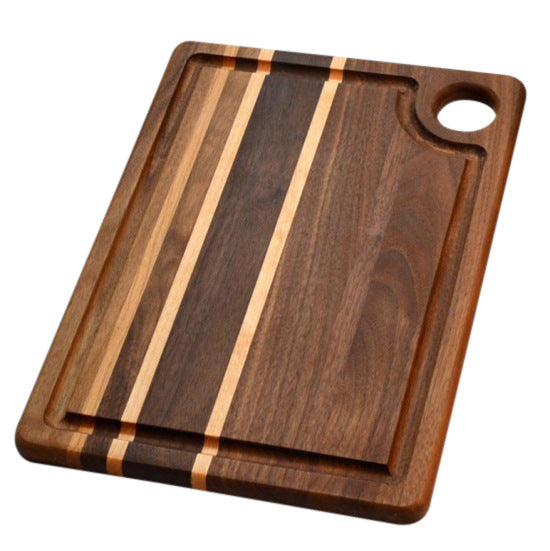 Black Walnut Steak Carving Board
