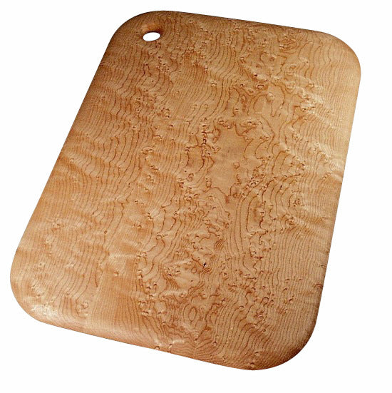 Birds Eye Maple large serving board