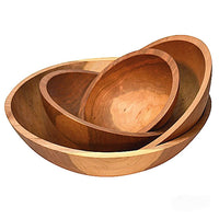 Colonial Hardwood Bowl