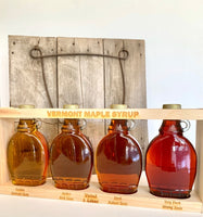 Vermont Maple Syrup 1 Liter Gift Set