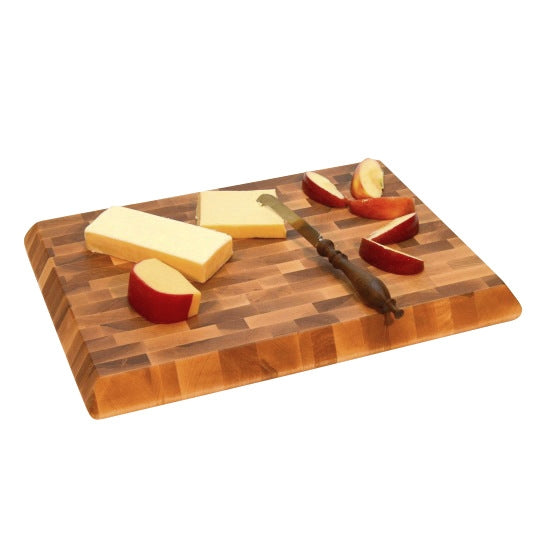 Yellow Birch End Grain Cheese Cutting Board