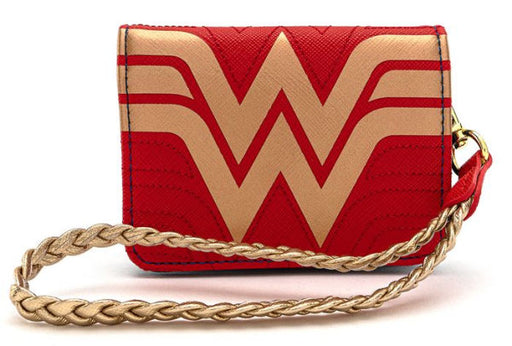 DC x Loungefly Wonder Woman Small Wallet (B&N Exclusive)