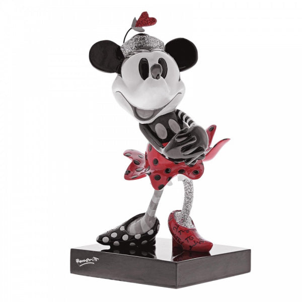 Disney Britto Collection: Steamboat Minnie Mouse Figurine