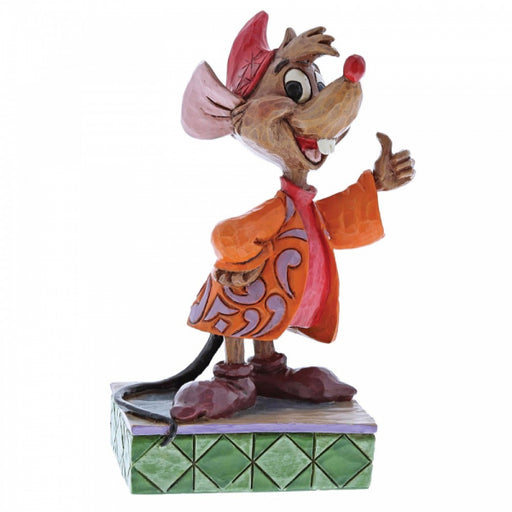 Disney Traditions Collection: Thumbs Up (Jaq Figurine)