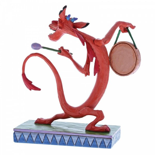 Disney Traditions Collection: Look Alive (Mushu Figurine)