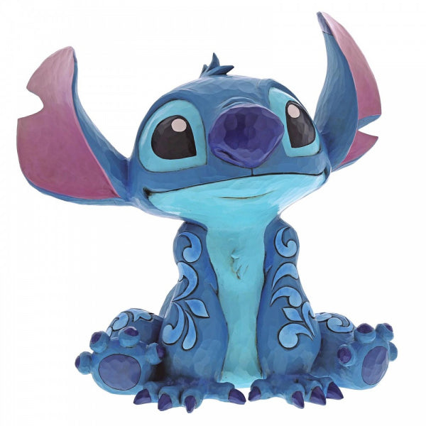 Disney Traditions Collection: Big Trouble (Stitch Statement Figurine)