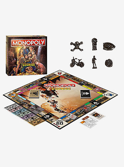 Monopoly - The Goonies Edition - Box Lunch Exclusive