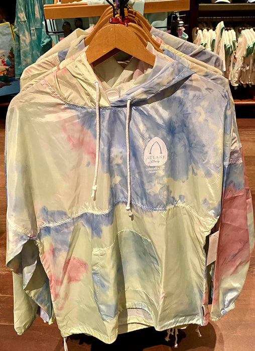 Disney Aulani Aloha Tie-Dye Windbreaker for Adults