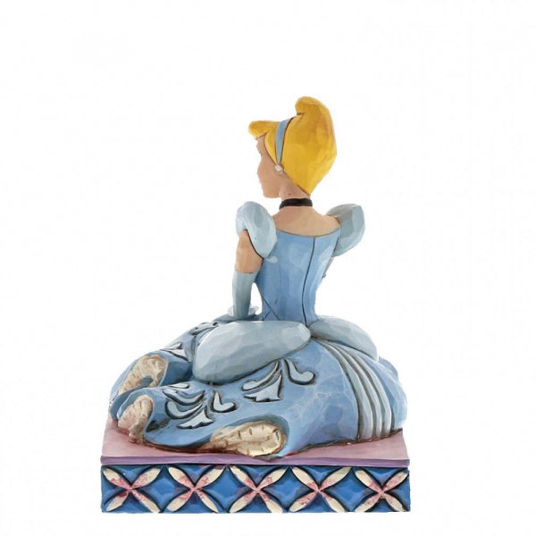 Disney Traditions Collection: Be Charming (Cinderella Figurine)