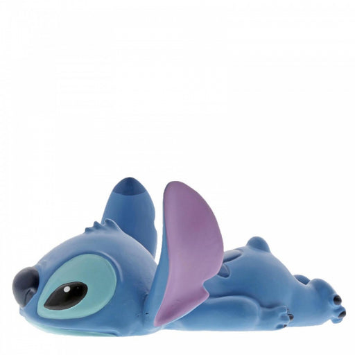 Disney Showcase Collection: Stitch Laying Down Figurine