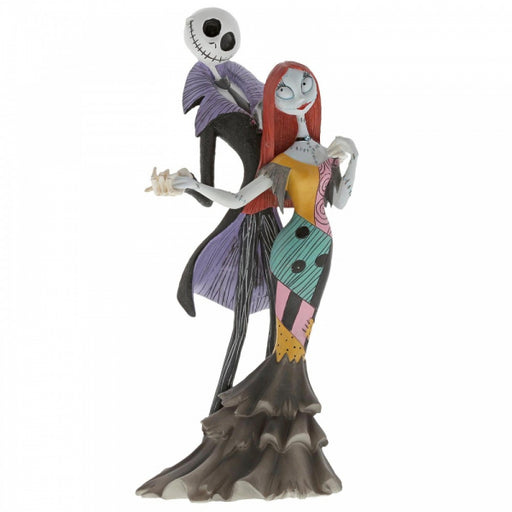 Disney Showcase Collections: Jack and Sally Figurine