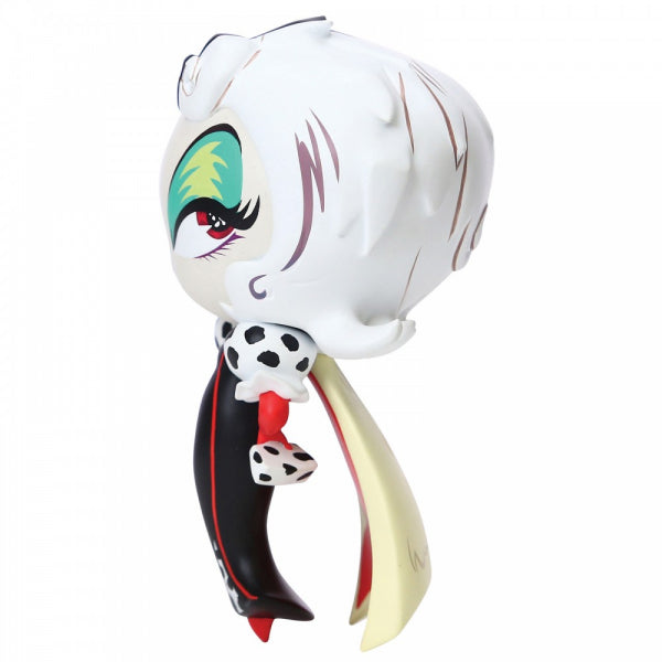 The World of Miss Mindy Present Disney: Miss Mindy Cruella De Vil Vinyl Figurine