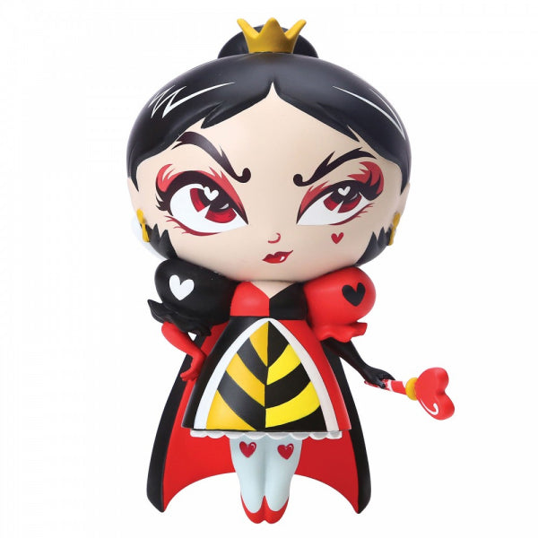 The World of Miss Mindy Present Disney: Miss Mindy Queen of Hearts Vinyl Figurine