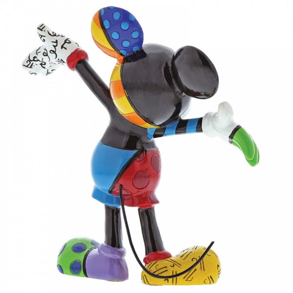 Disney Britto Collection: Mickey Mouse Mini Figurine