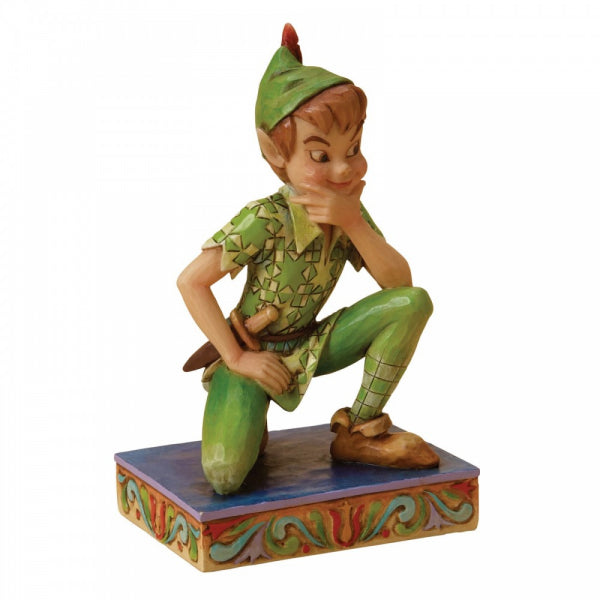 Disney Traditions Collection: Childhood Champion (Peter Pan Figurine)