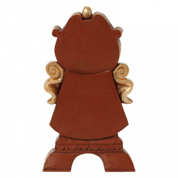 Disney Traditions Collection: Keeping Watch (Cogsworth Figurine)