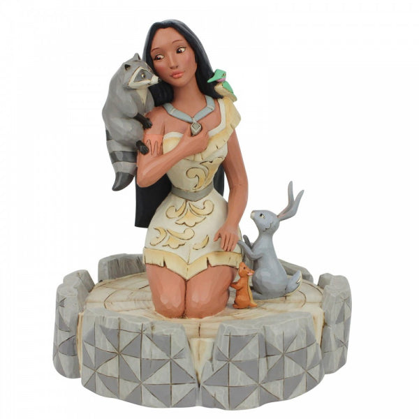 Disney Traditions Collection: Brave Beauty (Pocahontas Figurine)
