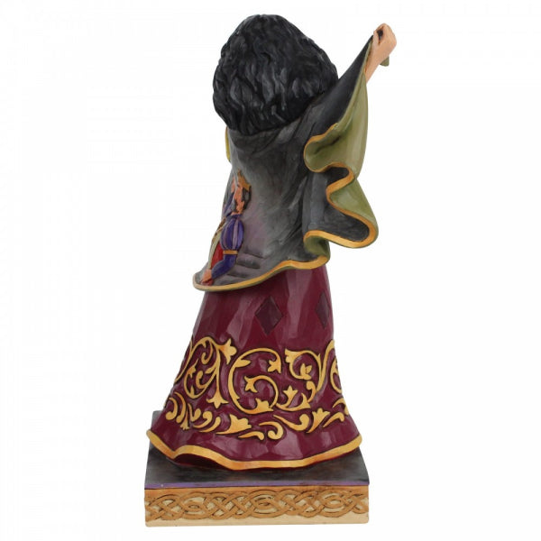 Disney Traditions Collection: Mother Gothel with Rapunzel Scene Figurine