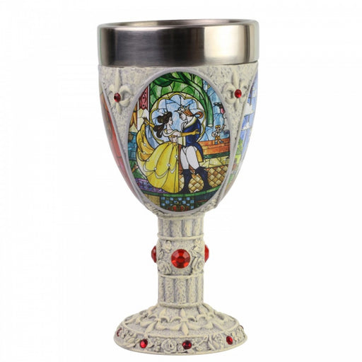 Disney Showcase Collections: Beauty and the Beast Decorative Goblet
