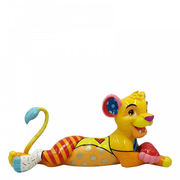 Disney Britto Collection: Simba Statement Figurine