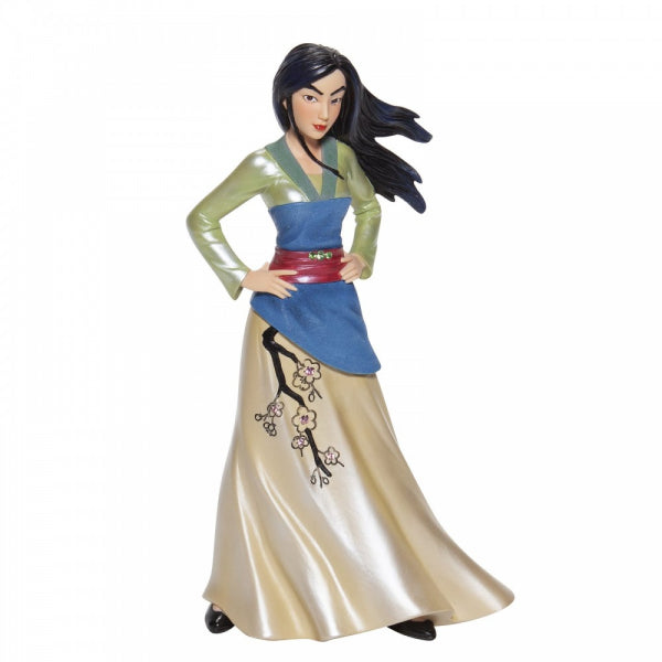 Disney Showcase Collection: Mulan Coutue de Force Figurine