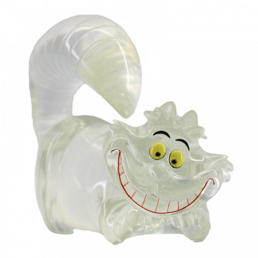 Disney Showcase Collections: Clear Cheshire Cat Figurine
