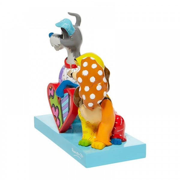 Disney Britto Collection: Lady and the Tramp Figurine NLE 1500