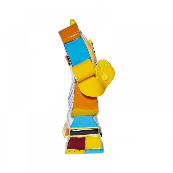 Disney Britto Collection: Cogsworth Mini Figurine