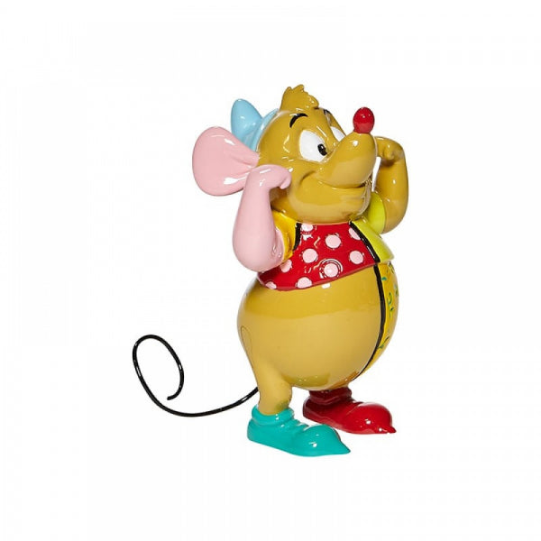Disney Britto Collection: Gus Gus Mini Figurine