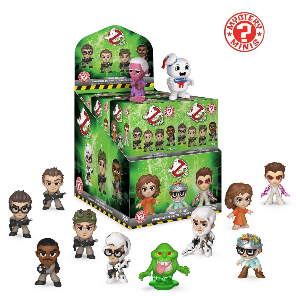 Ghostbusters Mystery Minis (Case Size 12)