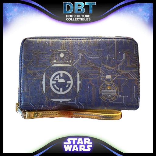 Star Wars: Droid Depot Phone Case Wristlet - Galaxy's Edge Exclusive