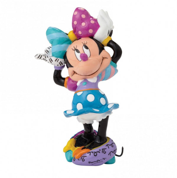 Disney Britto Collection: Minnie Mouse Mini Figurine